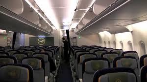 Lufthansa A380 Flight from Johannesburg to Frankfurt HD