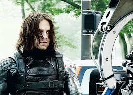 1k My Gifs Behind The Scenes Bucky Barnes Sebastian Stan Winter Soldier