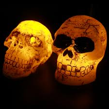 Halloween Flameless Taper Candles by Online Buy Wholesale Halloween Led Candles From China Halloween