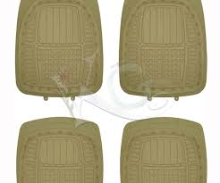 Lund Rubber Floor Mats by Unique All Car Model Pvc And Shipping Pvc Grey Color Mats Beige