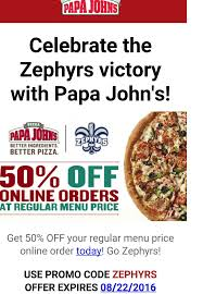 Papa Johns Coupon 50 Off 2018 : Gaia Freebies Links Order Online For Best Pizza Near You L Papa Murphys Take N Sassy Printable Coupon Suzannes Blog Marlboro Mobile Coupons Slickdealsnet Survey Win Redemption Code At Wwwpasurveycom 10 Tuesday Any Large For Grhub Promo Codes How To Use Them And Where Find Parent Involve April 26 2019 Ca State Fair California State Fair 20191023 Chattanooga Mocs On Twitter Mocs Win With The Exciting Murphys Pizza Prices Is Hobby Lobby Open Thanksgiving