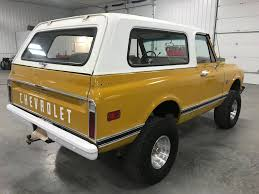 1971 Chevrolet K-5 Blazer | 4-Wheel Classics/Classic Car, Truck, And ... 1971 Chevrolet C150 Rollback Truck Item C9743 Sold Wedn C10 Cheyenne By Haseeb312 On Deviantart Truck For Sale At Copart Lexington Ky Lot 45971118 Ck Near Cadillac Michigan 49601 Pickup Restored Small Block V8 Sold Utility Rhd Auctions 18 Shannons Fast Lane Classic Cars K20 F45 Indy 2014 Leaded Gas Classics J90 Dump