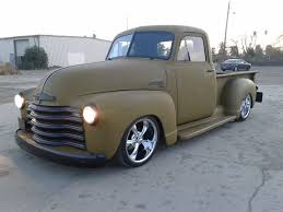 100 1951 Chevy Truck Awesome Awesome Chevrolet Other Pickups Standard