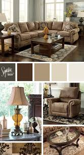 Ashley Larkinhurst Sofa Set by Signature Design By Ashley Presley Espresso Contemporary