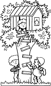 Summer Coloring Pages 1