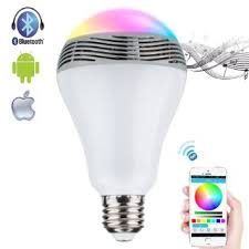 buy blink bluetooth color changing smart led light bulb with