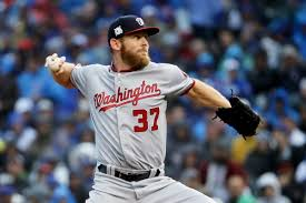 Jon Zimmerman Front Desk by Strasburg Nationals Beat Cubs 5 0 Force Nlds To Game 5