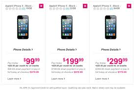 iPhone 5 pre orders go live on T Mobile USA