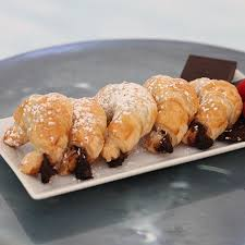 Mini Chocolate Croissant By Bourekas Etc