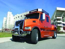 100 Custom Built Trucks Volvo Showcases VHD Pickup