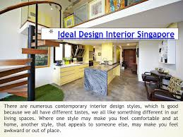 Home Design Forum Ppt Interior Design Singapore Forum Powerpoint