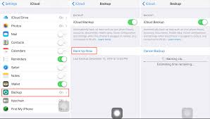 How to Backup Text Messages iMessages on iPhone 6s 7 8 X