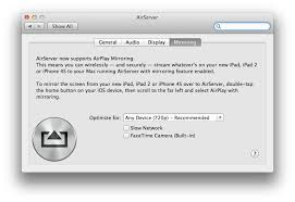 Mirroring Multiple iOS Devices To A Mac paring AirServer and