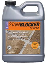 Tilelab Grout And Tile Sealer Sds by Stainblocker For Grout Custom Building Products
