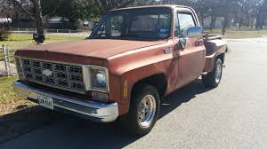 1977 Chevy SWB Stepside Pickup Truck - Classic Chevrolet C/K ... 1976 1977 81979 Ck 2500 C3500 Ck1500 Crew Cab Chevy Truck 33 Pickup Chevy Old Photos Collection All Truck Interior Boplansus Cheyenne Cars Pinterest Gmc Trucks Wheels And Theres Not Much Difference Between 197387 C10 Interiors Chevrolet Shortbed Stepside 1500 12 Ton For K10 Restore Car Brochures 8 Bed 4x4 77 Plow Ladder Custom Deluxe Id 22542 Sweet Silverado K20 Suburban
