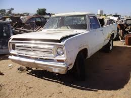1973 Dodge-Truck 1/2 (#73DT6642C) | Desert Valley Auto Parts
