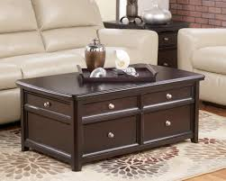 Traditional Dark Brown Norcastle Sofa Table by Coffee Table Ogle Furniture