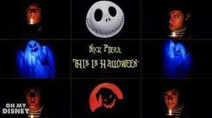 Halloween 5 Castellano Online by The Nightmare Before Christmas Disney