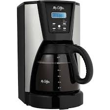 Mr Coffee 12 Cup Programmable Maker BVMC IMX41