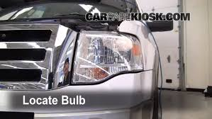 headlight change 2007 2016 ford expedition 2007 ford expedition