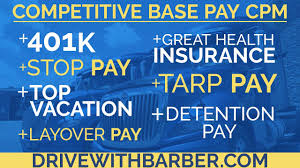 Barber Trucking - Top Pay And Great Benefits - YouTube 5 Months In Trucking Layover At The Iowa 80 Truck Stop Youtube Drivers Stokes Trucking Layovercom Highland Esbon Kansas Get Quotes For Transport So You Think Want To Be A Trucker Uerstanding Accessorial Fees Truckdrivingjobscom Hattab Trucking Posts Facebook Driver Pay Pferences And More Iws No Additional Penalties Walmart Suit Legal Reader Industry Debates Wther To Alter Driver Pay Model Truckscom Will Program Like Celadons Wagelock In Your Next Benefits