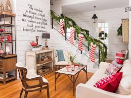 Full Size Of 06 Modern Christmas Decor Delights Homebnc Living Room Decorations Snowflake Elegant