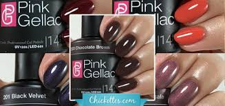 Sensationail Led Lamp Wattage by The Shiniest Gel Top Coat Ever Pink Gellac Ultra Shine Base2