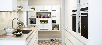 Charming White Modern Retro Floor Tiles Kitchen Looks Great And Elegant Peterdenahy