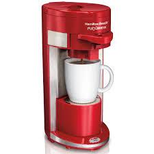 FlexBrewR Coffee Maker Single Serve Red 49962