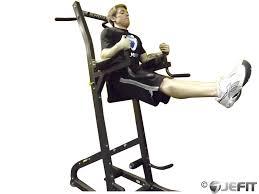 Captains Chair Leg Raise Bodybuilding by Parallel Bar Leg Raise Exercise Database Jefit Best Android