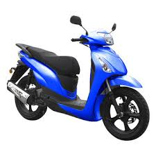 China C5 ZNEN 2015 New 16 Inch 125CC Gas Scooters 150CC Cheap For