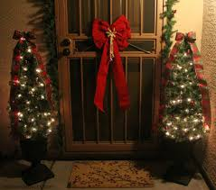 Christmas Tree Outdoor Christmas Topiary Trees Tree Diy Decorative