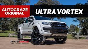 100 Rims For Ford Trucks BIG MOTHERTRUCKER D Ranger Wheels Ultra Vortex