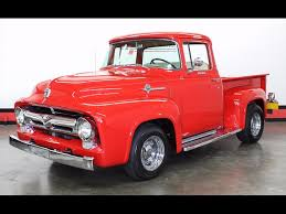 100 Cordova Truck 1956 Ford F100 Custom Cab For Sale In CA Stock 102668