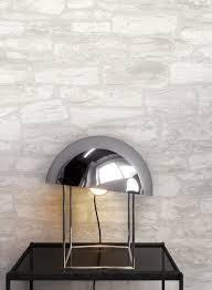 newroom vliestapete steintapete tapete weiß steinoptik wohnzimmer ziegelstein backstein mauerwerk klinker tapete steinoptik wohnzimmer