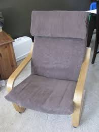 Ikea Poang Chair Covers Canada by Make A Replacement Cover For An Ikea Poang Chair Ikea Chairs