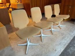 esszimmerstühle horst brüning für cor 1960er set of 4