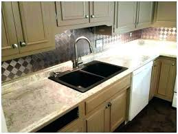 Cleaner For Kitchen Countertops Exotic Laminate Catchy Colors How To Refinish Concrete Using