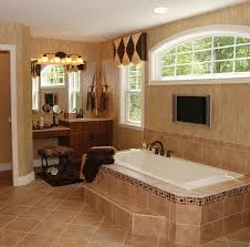 Tiling A Bathtub Deck by Cheap Bathroom Remodel Ideas For Small Bathrooms Mosaic Ceramic