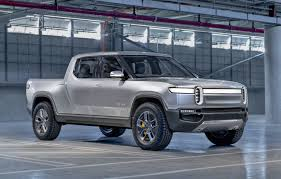 100 Gm Truck Amazon And GM May Invest In Rivians Electric Pickup Trucks