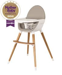 Childcare Pod Timber Highchair | Mummys Market