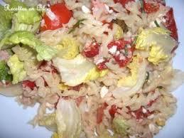 recette de pate au thon salade de pates feta thon basilic recette ptitchef