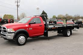 5500 Rollback Tow Trucks For Sale