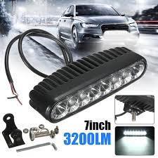 DHL 7Inch 40W LED Work Light Bar Spotlight Flood Lamp Combo Beam ... Truck Lite Led Spot Light With Ingrated Mount 81711 Trucklite Work Light Bar 4x4 Offroad Atv Truck Quad Flood Lamp 8 36w 12x Work Lights Bar Flood Offroad Vehicle Car Lamp 24w Automotive Led Lens Fog For How To Install Your Own Driving Offroad 9 Inch 185w 6000k Hid 72w Nilight 2pcs 65 36w Off Road 5 72w Roof Rigid Industries D2 Pro Flush Mount 1513 180w 13500lm 60 Led Work Light Bar Off Road Jeep Suv Ute Mine 10w Roundsquare Spotflood Beam For Motorcycle