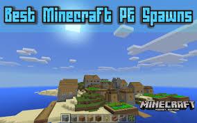 Pumpkin Seeds Minecraft Ps3 by Top 10 Best Spawns Minecraft Pe Seeds 0 14 2 0 14 0 13 Mcpe
