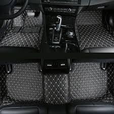 Bmw Floor Mats 2 Series by Car Floor Mats For Skoda Octavia 1 2 A5 A7 Superb 2 3 Yeti Fabia 3