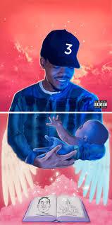 Duilawyerlosangeles Chance The Rapper Coloring Book Album Review L