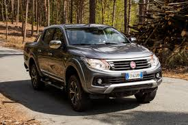New Fiat Fullback Pick-up Truck: Price, Specs & On Sale Date | Carbuyer