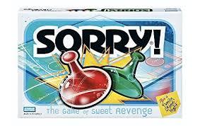 Sorry Board Game Rules