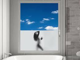 sichtschutz fensterfolie sichtschutzfolie für badezimmer